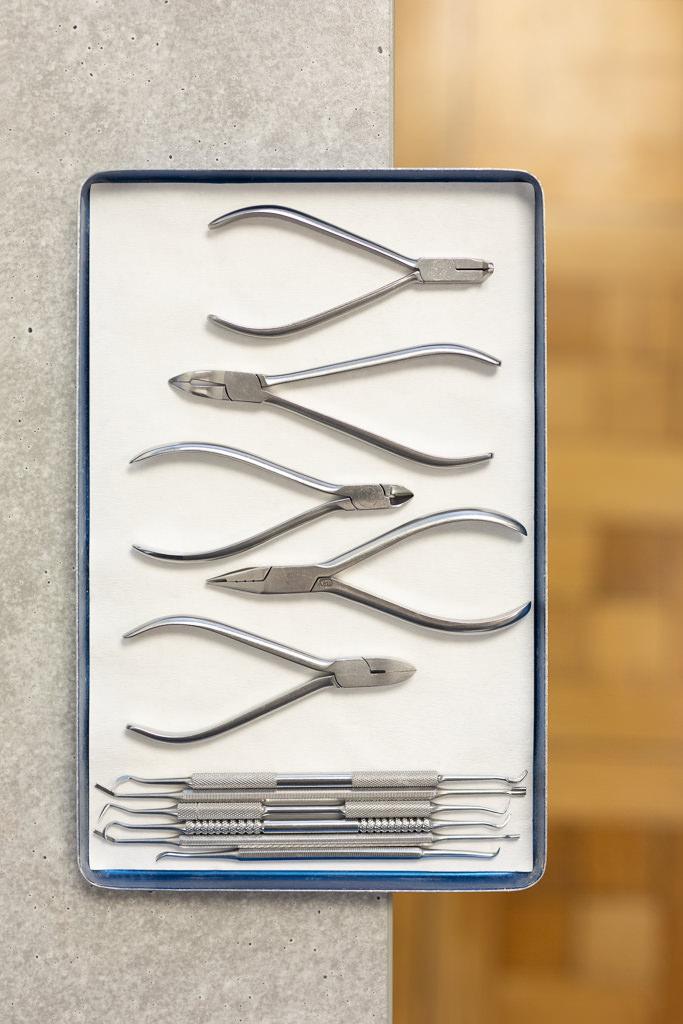 Bendarei <p> Imagefotografie für den neuen Werbeauftritt der Grazer Praxisgemeinschaft für Zahnheilkunde und Kieferorthopädie</p>