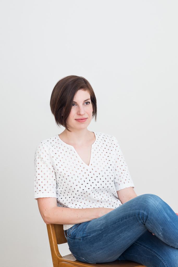 Lisa <p>Portraitfotografie für die Architektin & Foodstylistin Lisa Garnez</p>